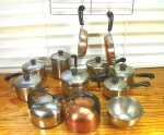 revere ware miniature toy pan set 002